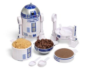 Star Wars r2d2_measuring_cup_set