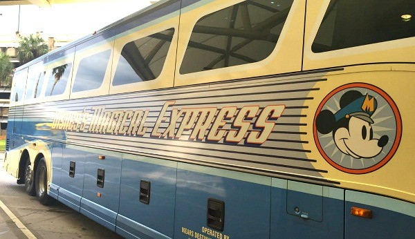 Disney's Magical Express Resort Transportation - Walt Disney World