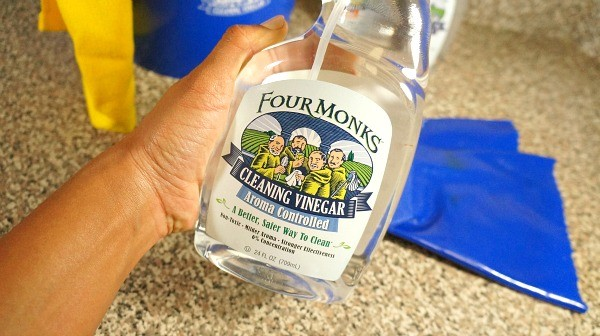 Four Monks natural household cleaner