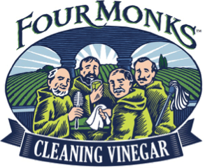 Four Monks Logo