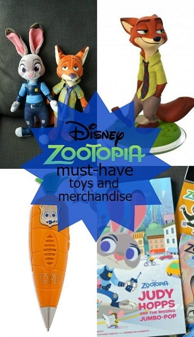 Disney's Zootopia toys and merchandise, they have so many cute things - My kids LOVE that recorder pen
