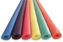 multi colored pool noodle 6 pack