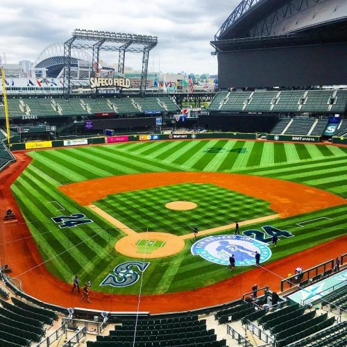 Visit Safeco Field, Home of the Seattle Mariners in Downtown Seattle, Washington
