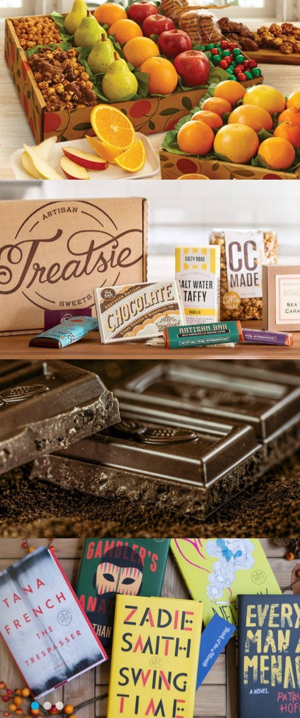 12 of the best monthly subscription boxes you need in your life. From food, books, wine, chocolate, and even underwear, these would make such a great gift!