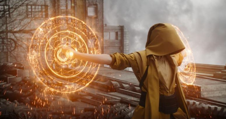 Marvel Doctor Strange movie review - The Ancient One