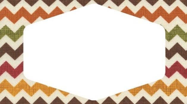 Thanksgiving conversation cards blank