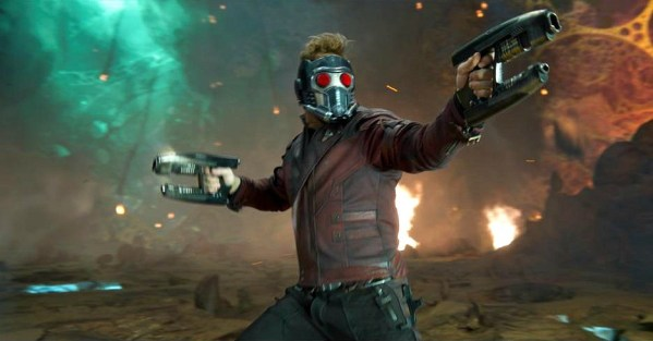 Guardians of the Galaxy Vol 2 Star Lord