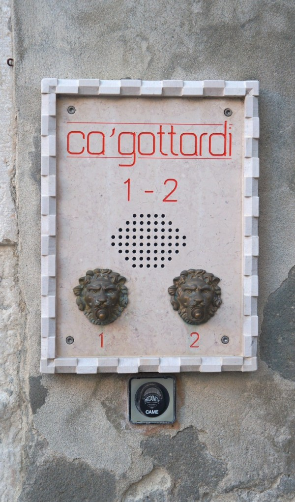 Ca Gottardi boutique hotel in Venice Italy
