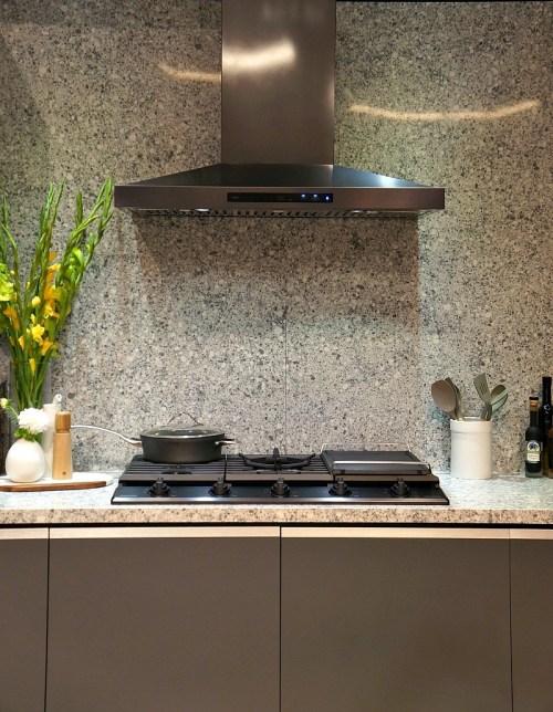 Samsung Chef Collection Cooktop and Range Hood