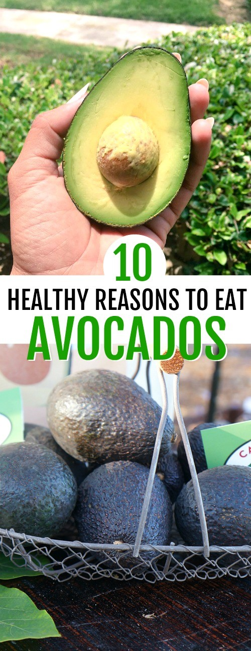These 10 Reasons To Eat Avocados Will Have You Eating Them All The Time. There are so many avocado health benefits!