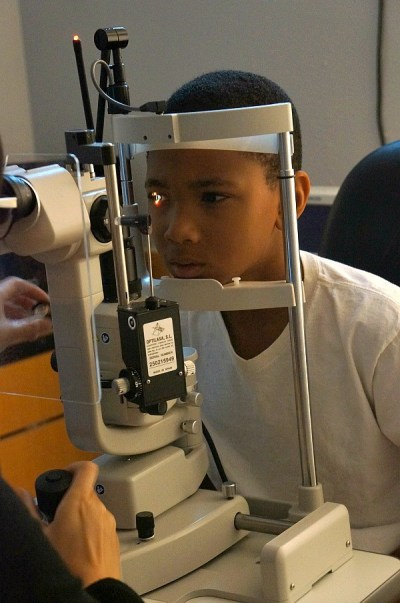 Annual back to school eye exams for kids are necessary for healthy eyes and success in school, sports, and beyond