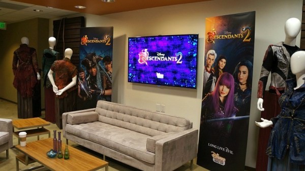 Disney's Descendants 2 movie press day, March 2017 in Los Angeles, CA