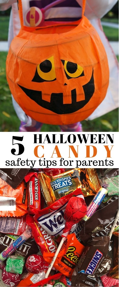 5 Halloween Candy Safety Tips For Parents On Trick or Treat Night