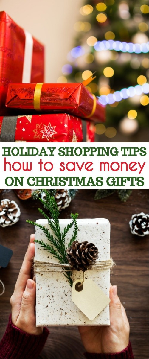 10 Holiday Shopping Tips To Help You Learn How To Save Money Buying Christmas Gifts This Year