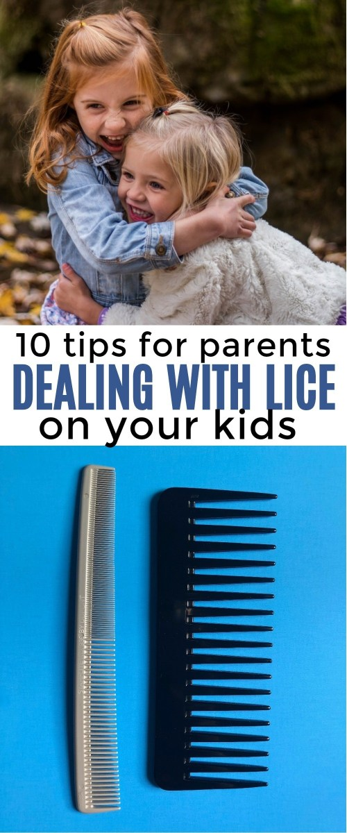 10 Tips On How To Deal With Head Lice In Kids - Its Every Parents Nightmare