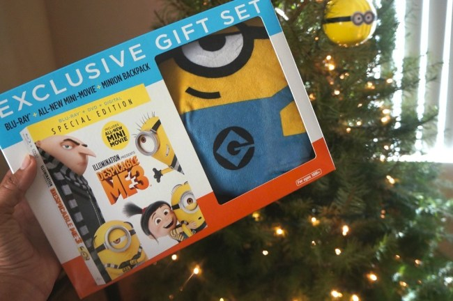 Despicable Me 3 Exclusive Gift Set