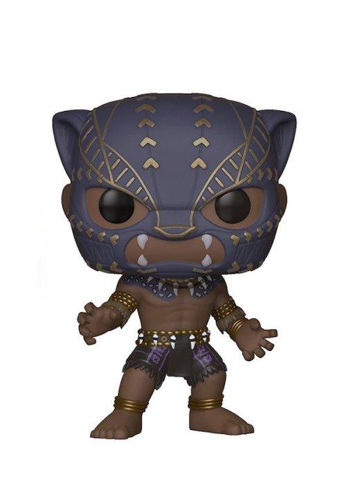 Black Panther Warrior Funko Pop!