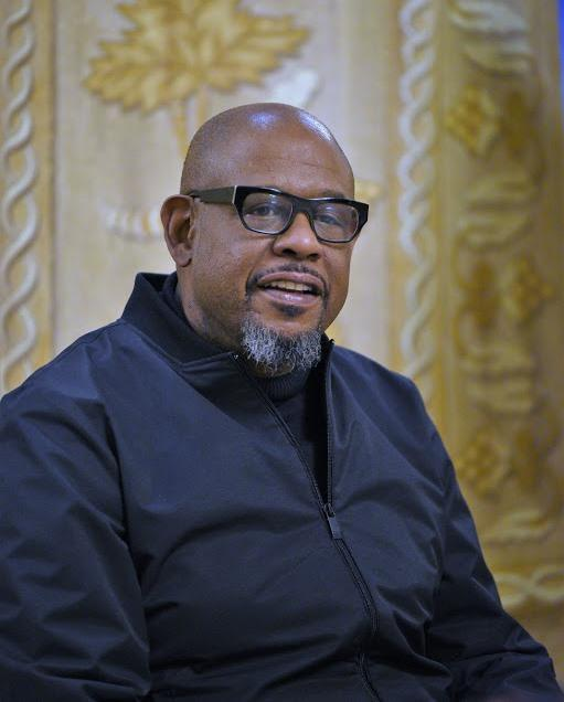 Forest Whitaker interview at Marvel's Black Panther press day, Los Angeles, CA, Jan 2018