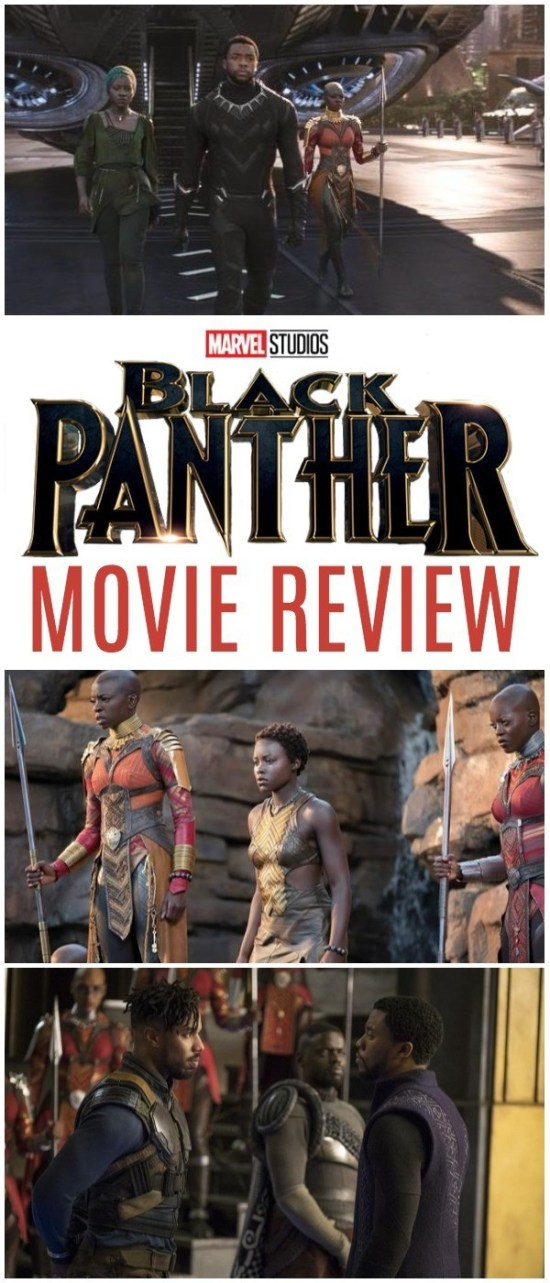 Marvel's Black Panther Movie Review - This Film Is Literally EVERYTHING We Need Right Now