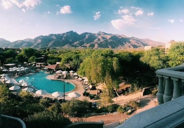 Visit Phoenix, Arizona in the summer