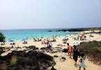 Holoholokai Beach Park in Kona Big Island Hawaii