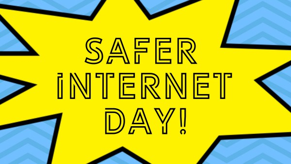 Safer Internet Day is February 5th