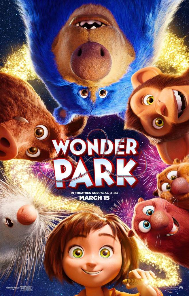 The Wonder Park Movie Is Perfect For Kids With Creative Imaginations!