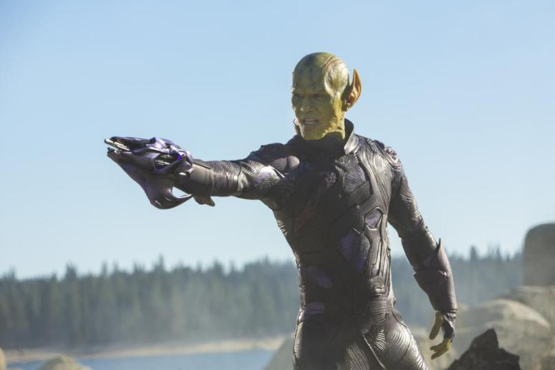Captain Marvel Skrulls