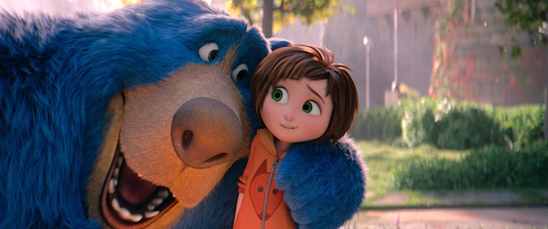 Wonder Park - Boomer and June