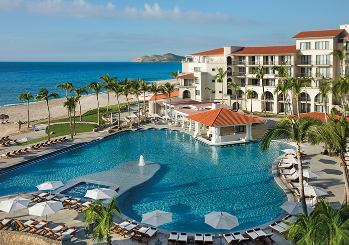 Experience Ultimate-Luxury® - Dreams Los Cabos Golf Resort and Spa pool