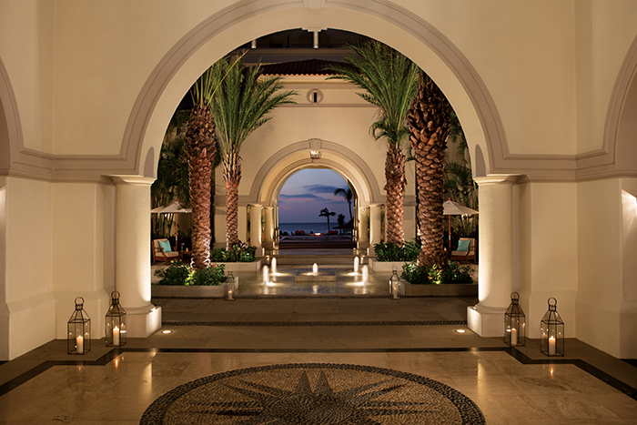 Lobby at Dreams Los Cabos Golf Resort and Spa