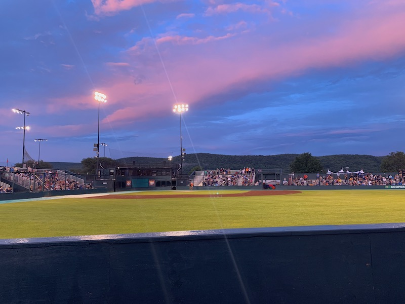 Little Majors field at Cooperstown Dreams Park