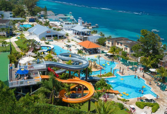 Beaches Resorts Ocho Rios Swimming Pool Waterslides