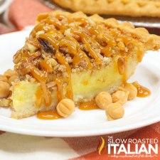 Caramel Pecan Buttermilk Pie Recipe