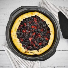 Tart berry pie recipe