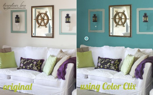 How To Virtually Re Paint Your Room