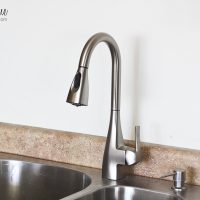 New Moen Faucet1 200x200 Moen Kitchen Faucet Single Handle