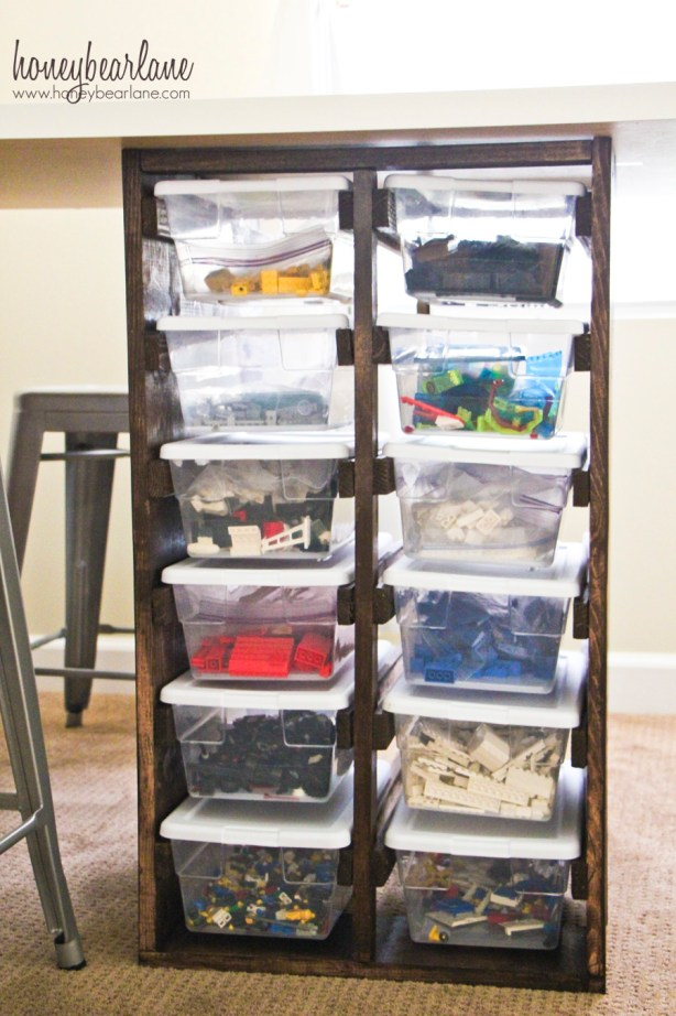 lego slider drawers