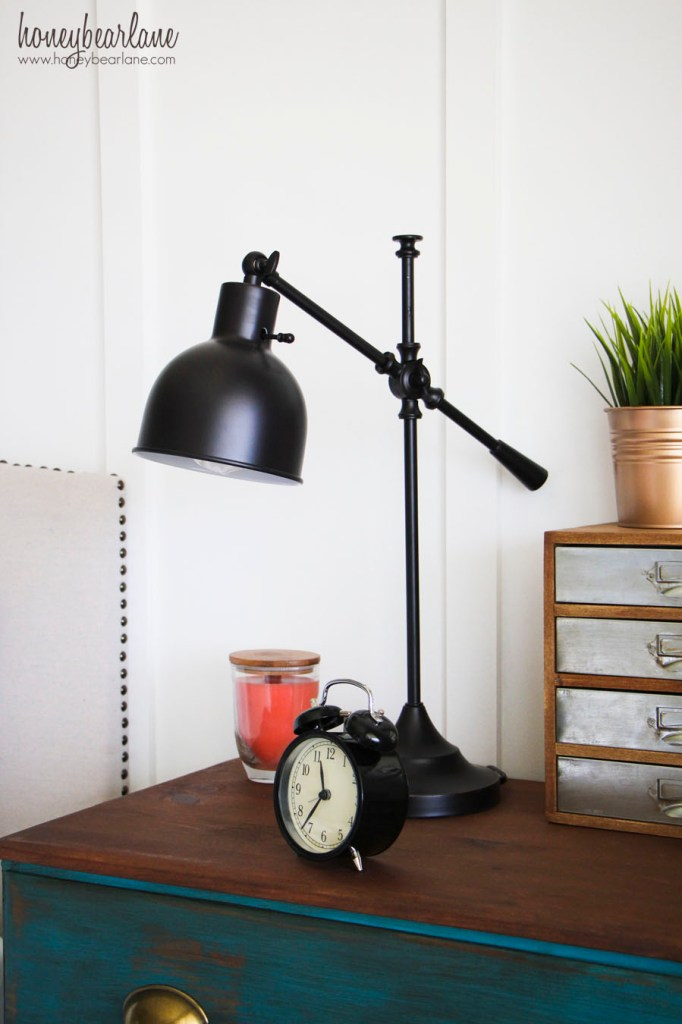 bhg accent lamp