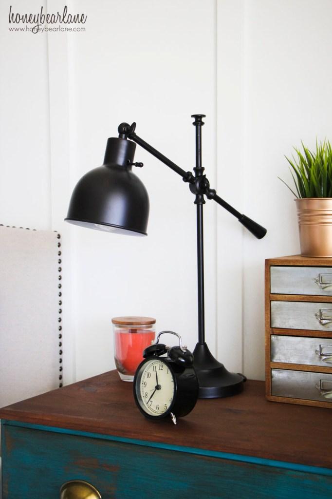 bhg accent lamp