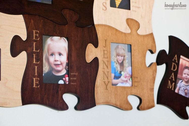 puzzle frames