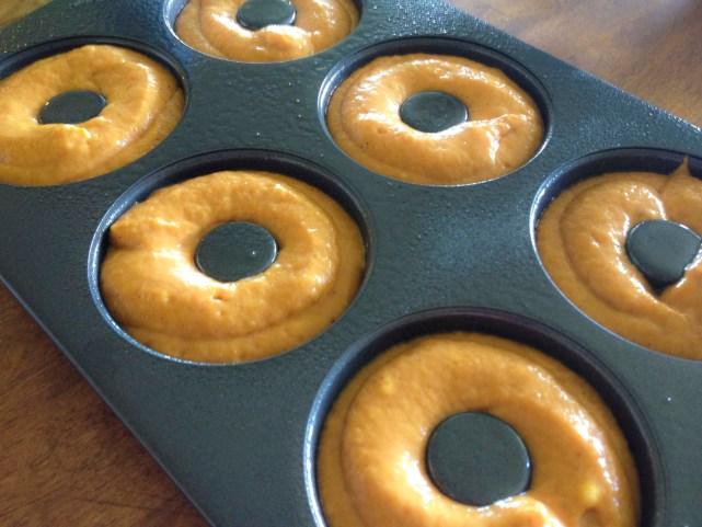 pumpkin maple donut recipe