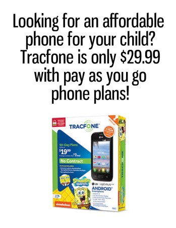 tracfone pinnable