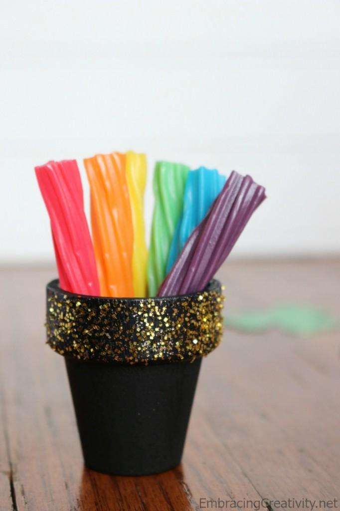 20 Colorful St Patricks Day Crafts HoneyBear Lane