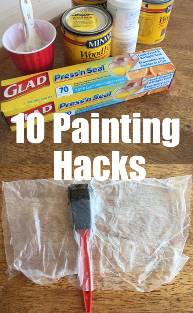 10 painting hacks