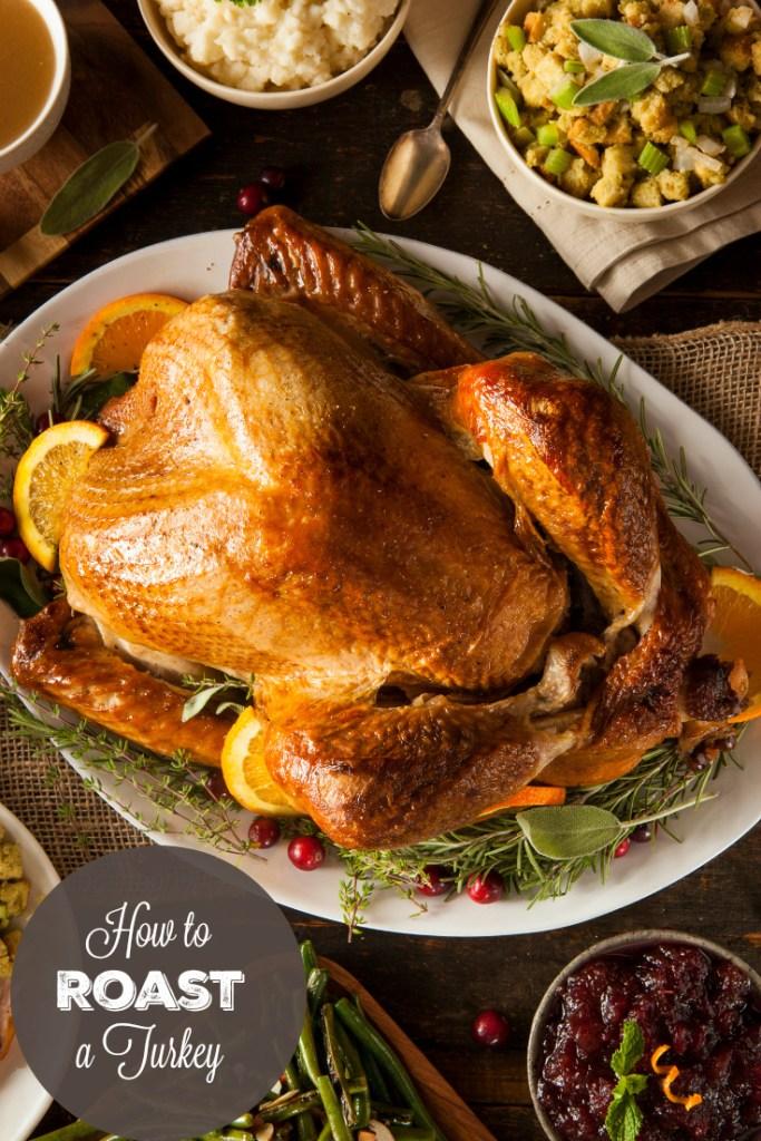 Thanksgiving turkey recipe