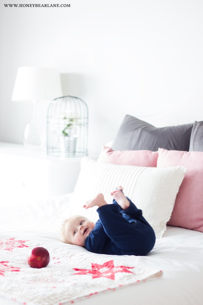 baby-on-the-bed