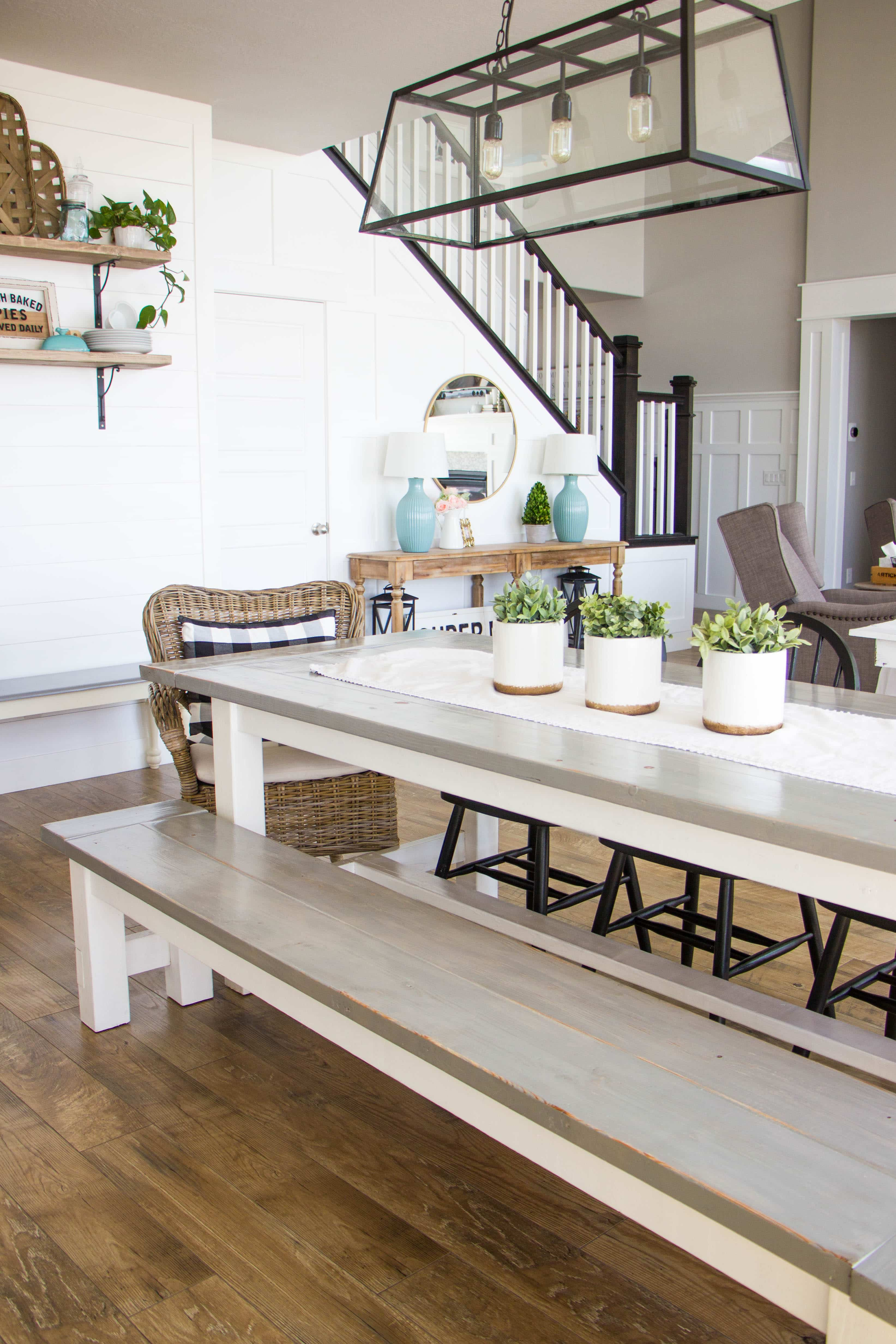 10 Ways To Add Farmhouse Style To Your Space Honeybear Lane