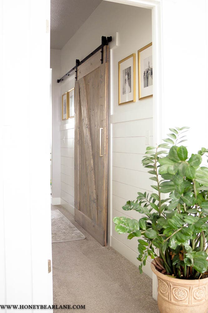 diy wide barn door