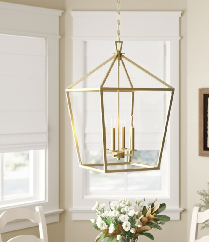 pendant light from Joss and Main